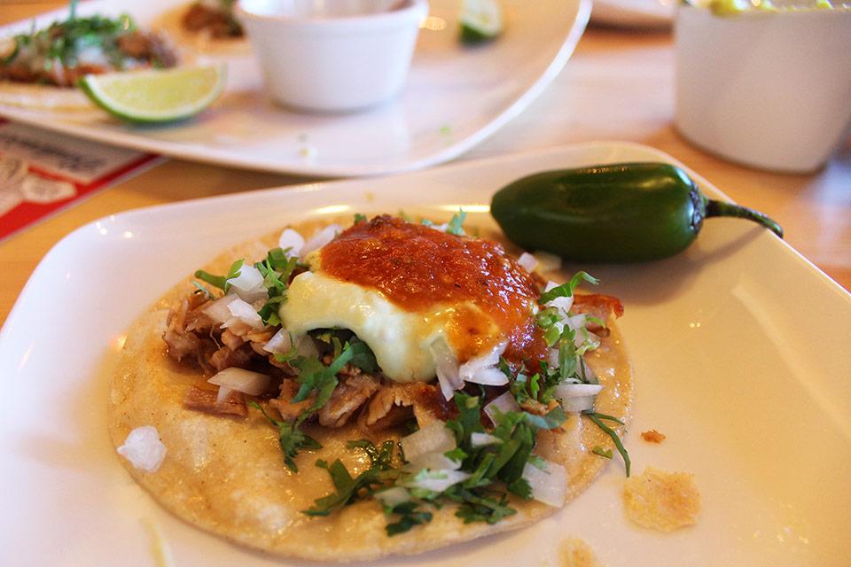 ¿Cuál es la diferencia entre un taco, un burrito o una fajita?