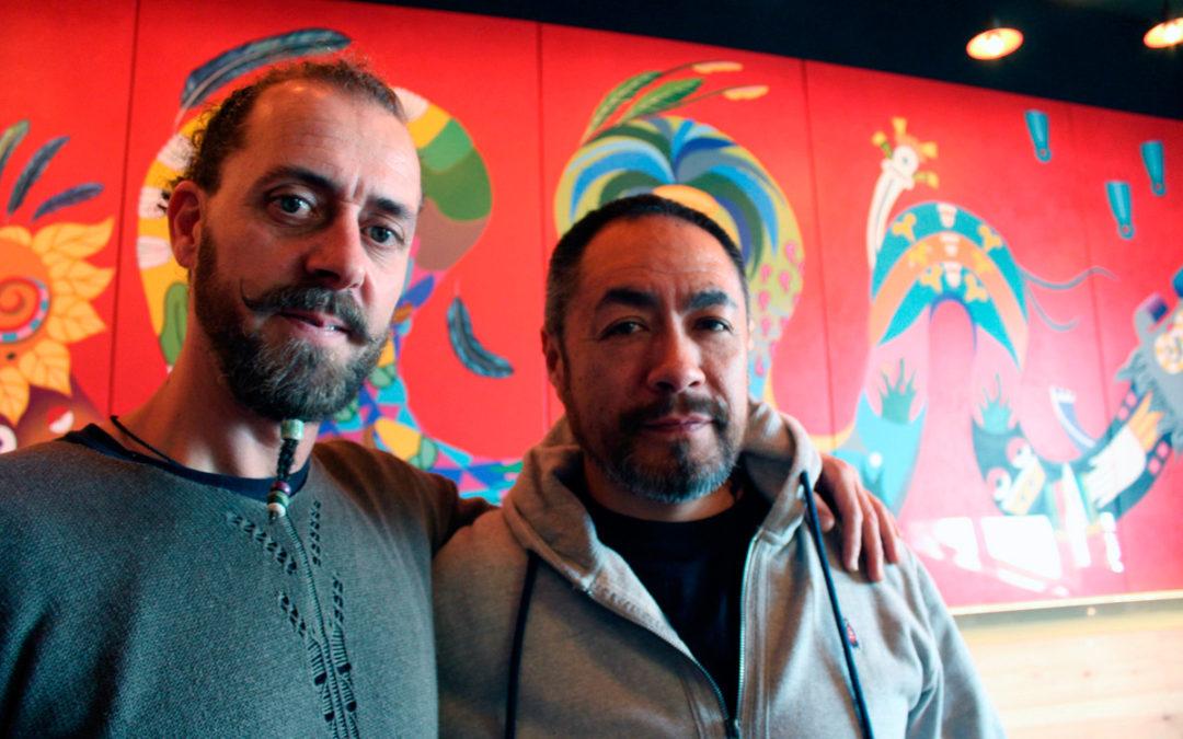 ¿Quiénes están detrás de la taquería Chac Mool? Entrevista a Miguel, Jose y Alain.