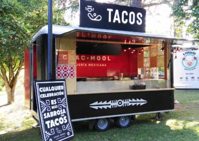 food truck tacos, galicia