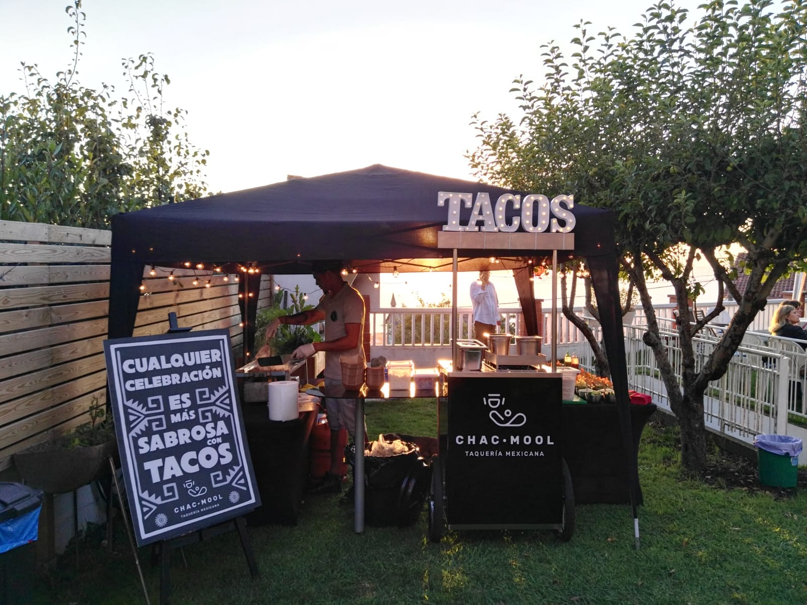 catering tacos, food truck galicia