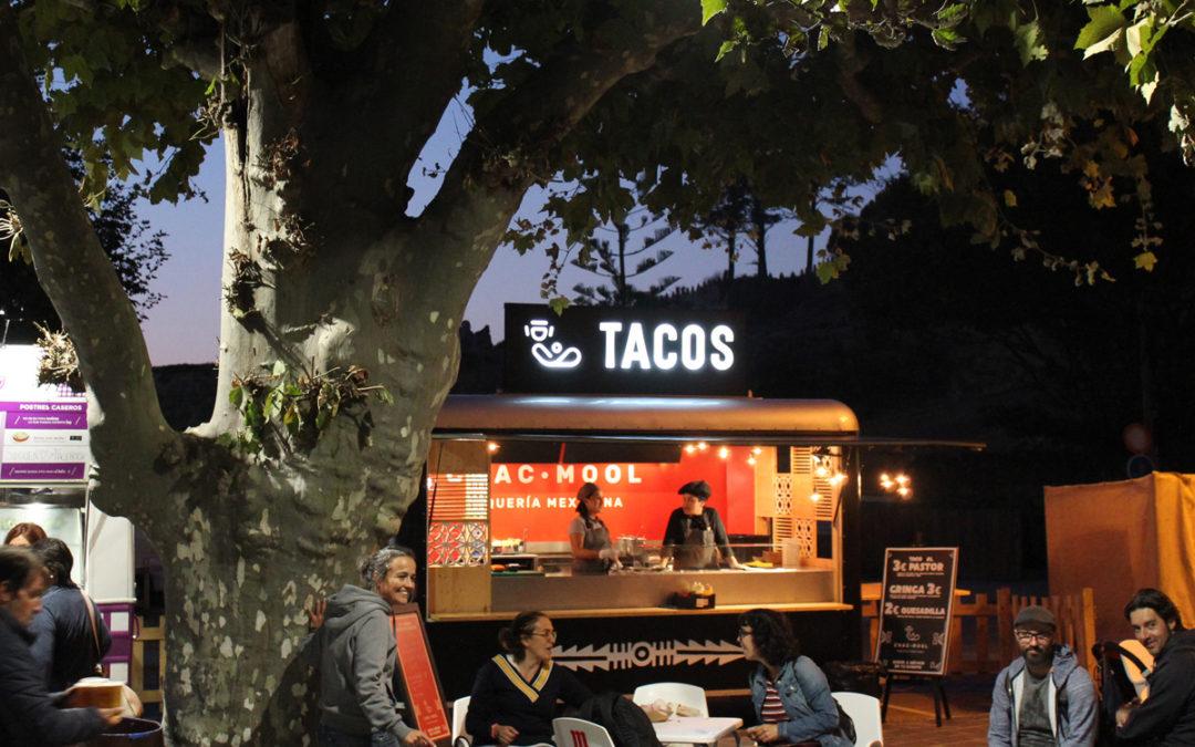 Food Truck de tacos: Chac Mool a donde tú quieras