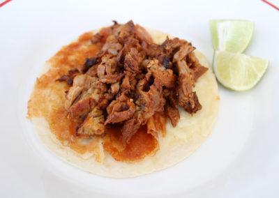 chacmool taquería, cocina mexicana galicia, nigran mexicano